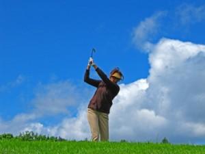 Golfclub Büsum Ferienhaus Manni